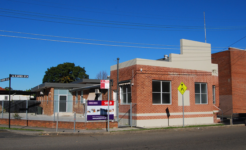 Former Salvation Army, Lidcombe, Sydney, NSW.