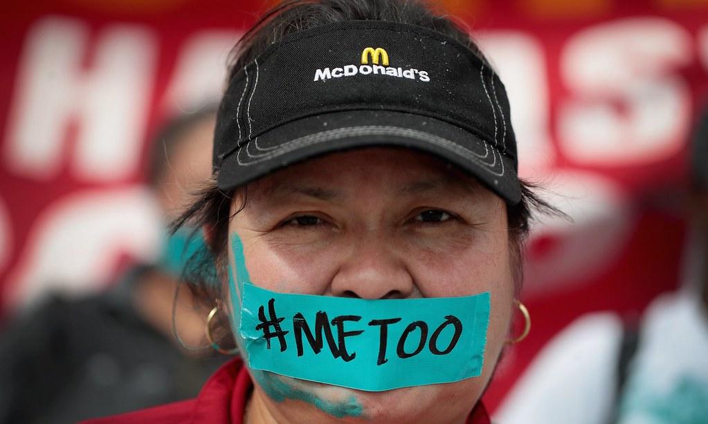 麥當勞被控訴存在制度性的性騷擾問題。(圖片來源:Scott Olson/Getty Images)