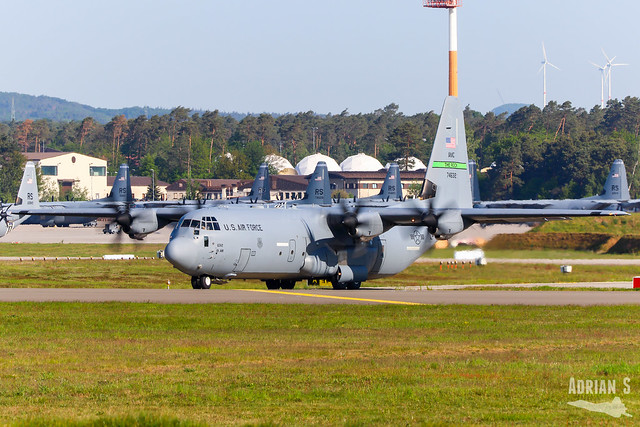 07-46312 C-130J-30 Super Hercules   ETAR   08.05.2020