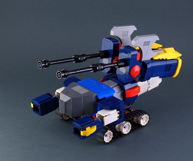 Lego Daitarn III