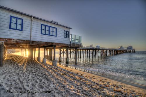 malibuca malibufishingpier california southerncalifornia pacificocean sand sunrise sun