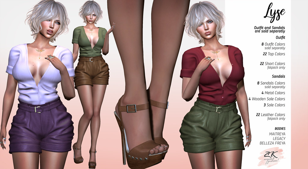 ZK LYSE EXCLUSIVE @ SHINY SHABBY EVENT