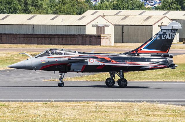 Armée de l'Air 'Rafale Solo Display'