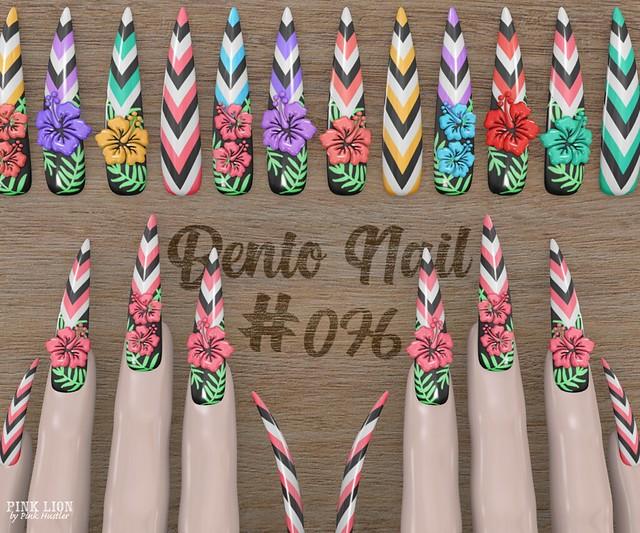 BENTO NAIL #076