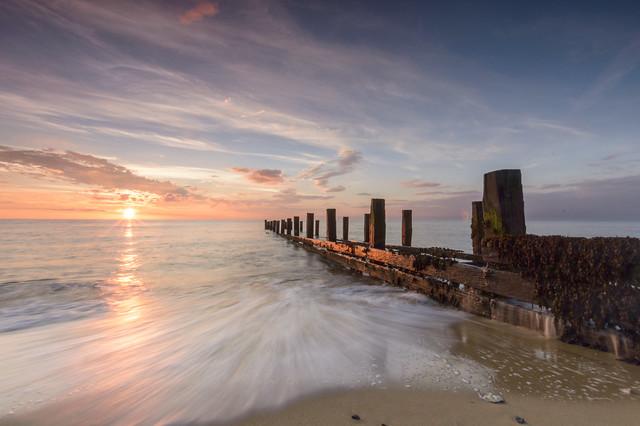Hopton-on-Sea Sunrise