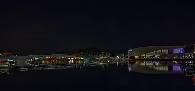 Mandal by night