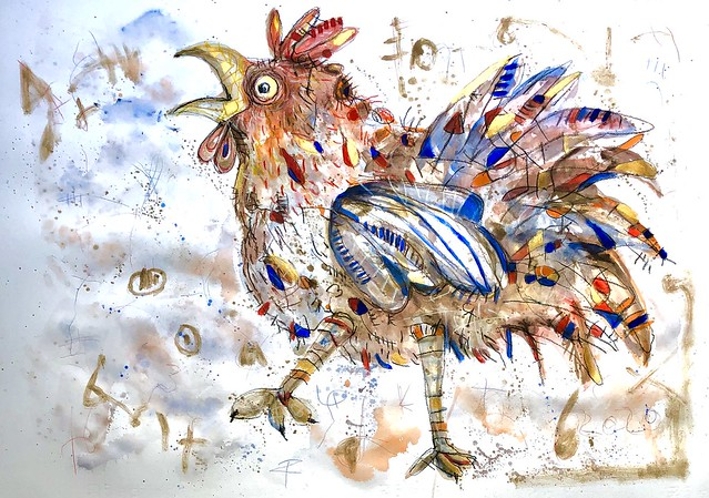 gallo20,70x100cm copy