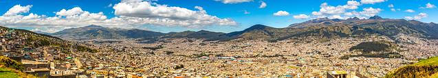 Quito Area Ecuador