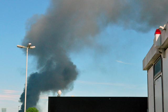 19. Mai 2020 ... Großbrand in Ladenburg ... Brigitte Stolle