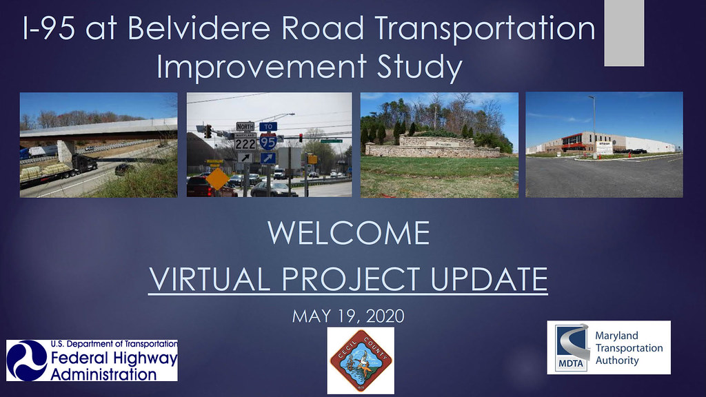 I-95 At Belvidere Rd. Improvement Project