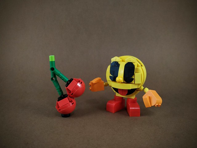 Pac-Man (from Pac-Man World)