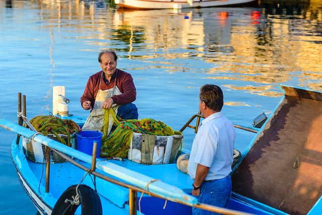 Fisherman's Chores