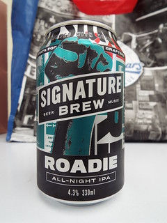 Signature Brew, Roadie, England