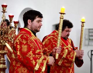 18.05.2020 | Литургия в Юрьевом монастыре