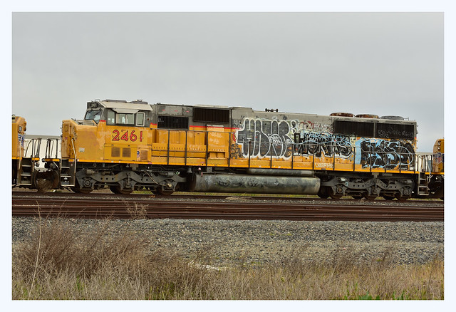 Union Pacific Hater