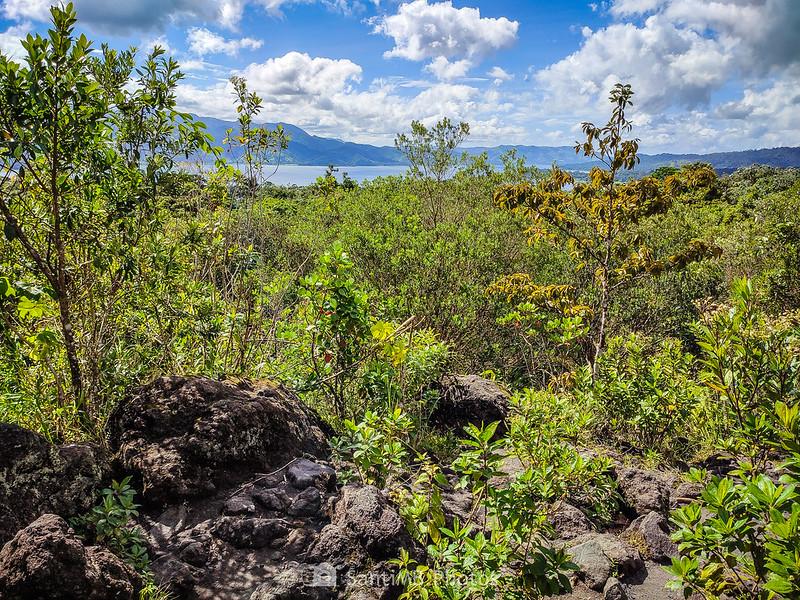 Lago Arenal desde el Mirador del Volcán Arenal