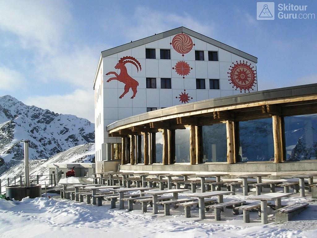 Diavolezza Berghaus Bernina Switzerland photo 11