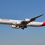Iberia EC-LFS