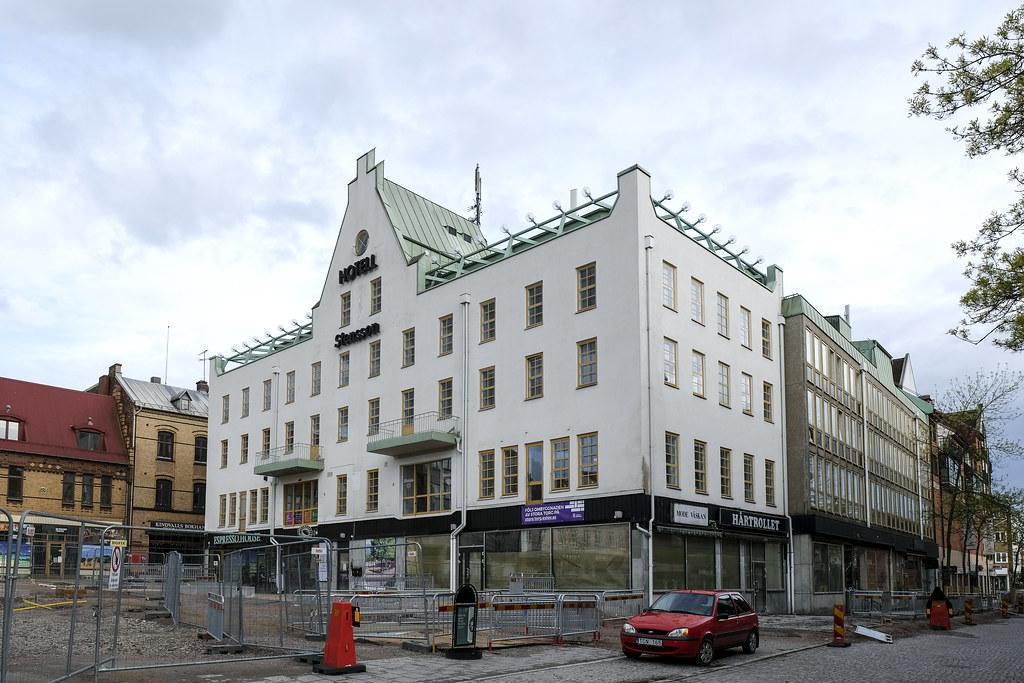 20200517 Hotell vid Stora Torg i Eslov 002