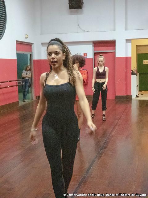 Stage de danse Cyrielle Vié (14-15/02/2020)