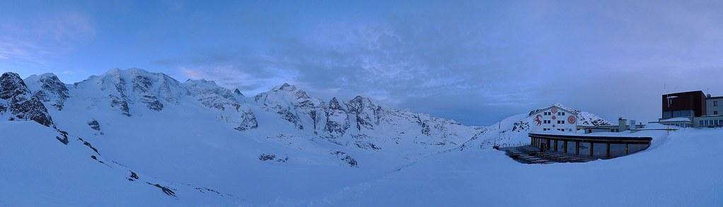 Diavolezza Berghaus Bernina Switzerland photo 36