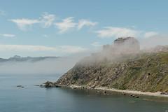 La niebla avanza