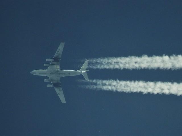 The Russian Federation Ilyushin IL-76ТD RA-76502 Amboise (37 Indre et Loire) 19-05-20a