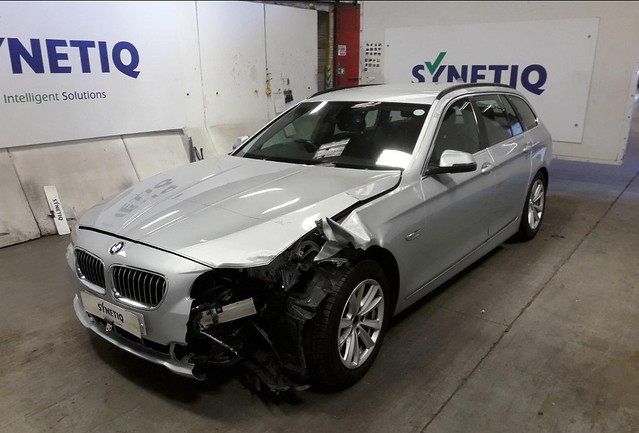 2015 BMW 5 SERIES 530D AC TOURING 2993cc TURBO DIESEL AUTOMATIC