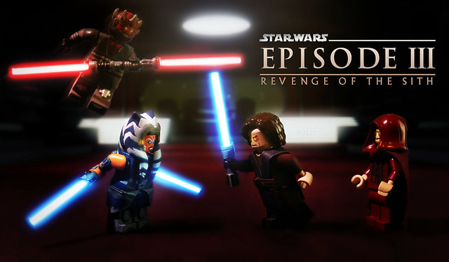 LEGO Star Wars : Revenge of the Sith - What If?