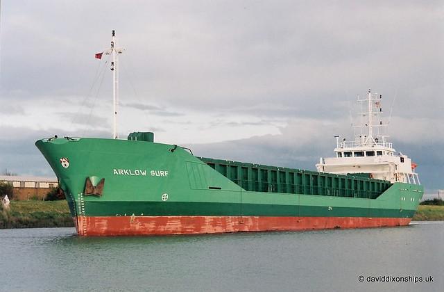 Ship. Arklow Surf 9218222