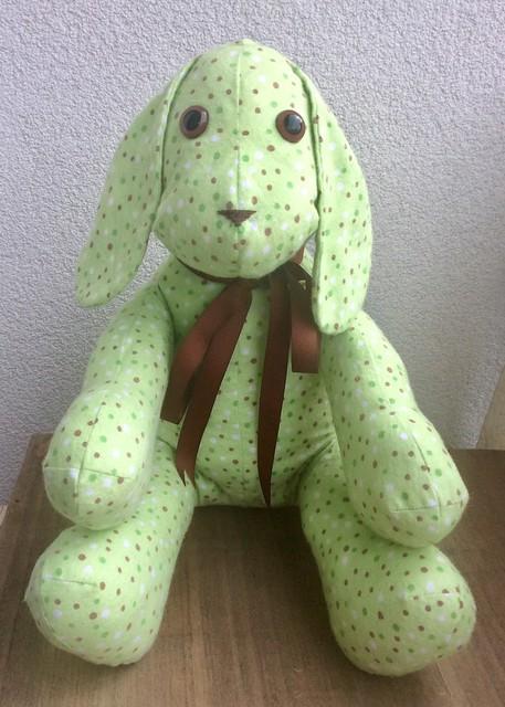 Stuffed doggy