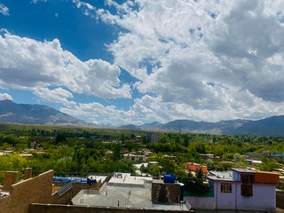 The scenic Qargha valley in north Kabul. | by UN Assistance Mission in Afghanistan