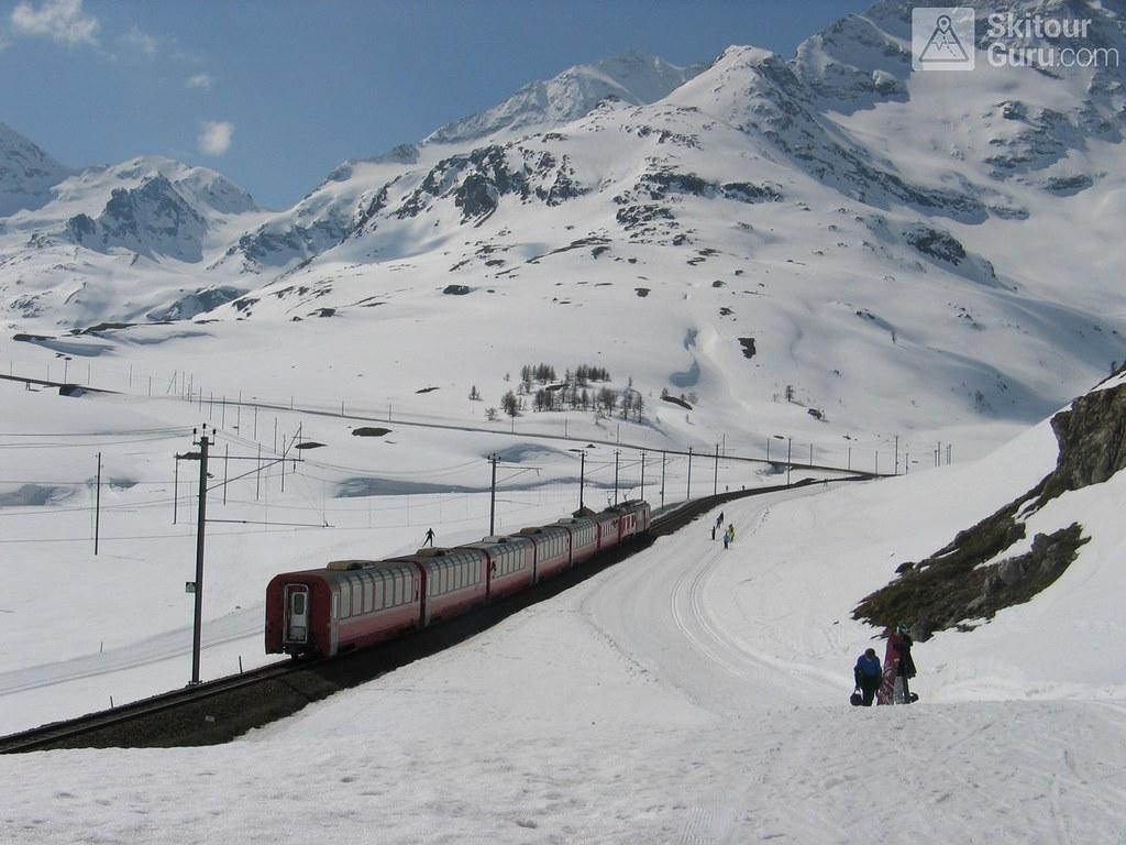 Diavolezza Berghaus Bernina Switzerland photo 08