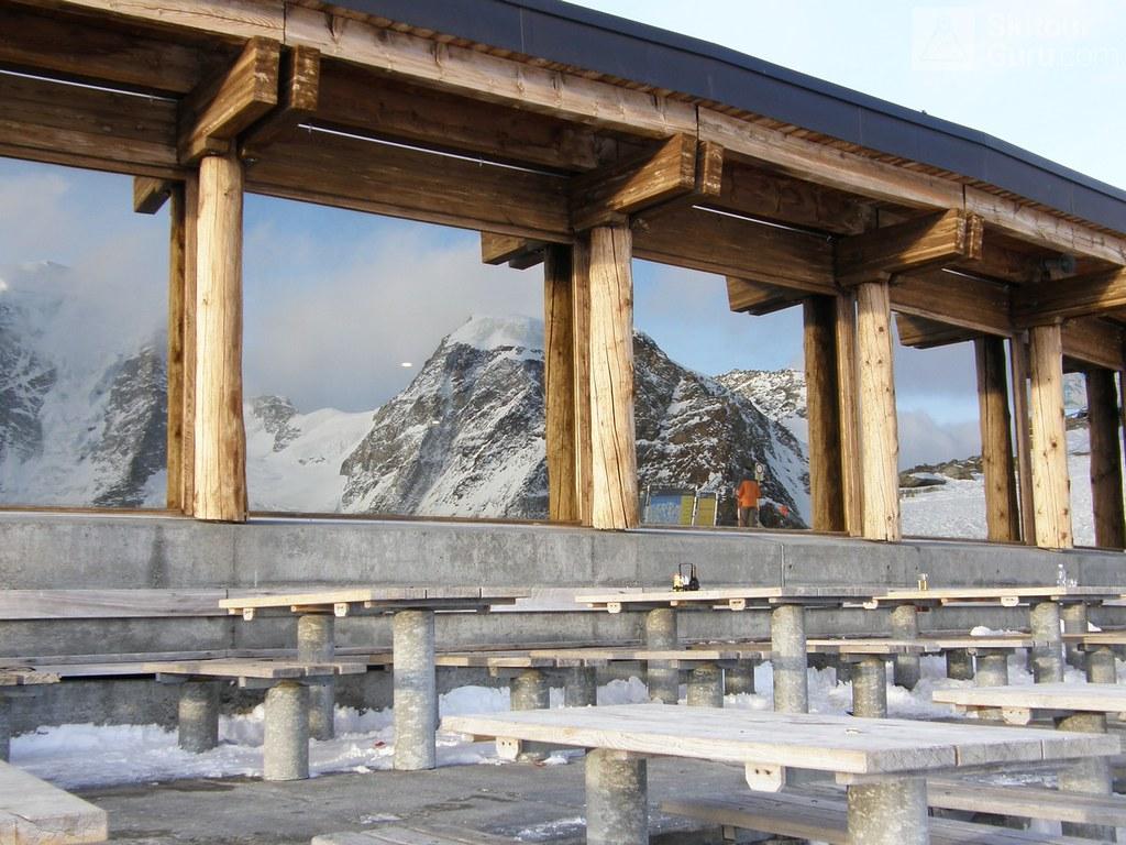 Diavolezza Berghaus Bernina Switzerland photo 23