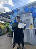 Leeward Community College spring 2020 graduate