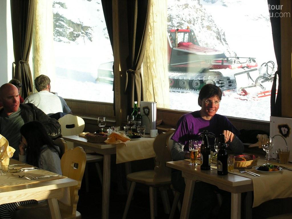 Diavolezza Berghaus Bernina Switzerland photo 16