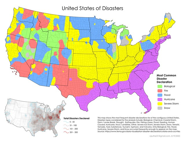 United States of Disasters