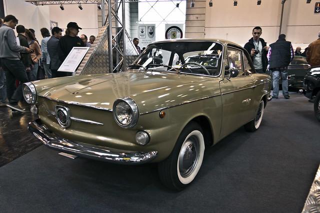 FIAT 750 Vignale Coupé 1964 (4512)
