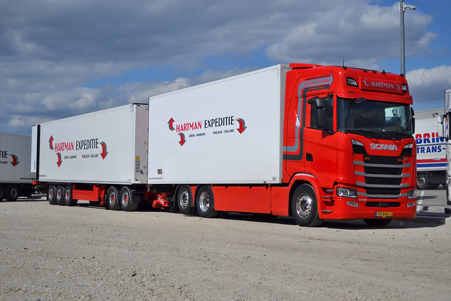 Scania S500NG Hartman Nieuw-Amsterdam