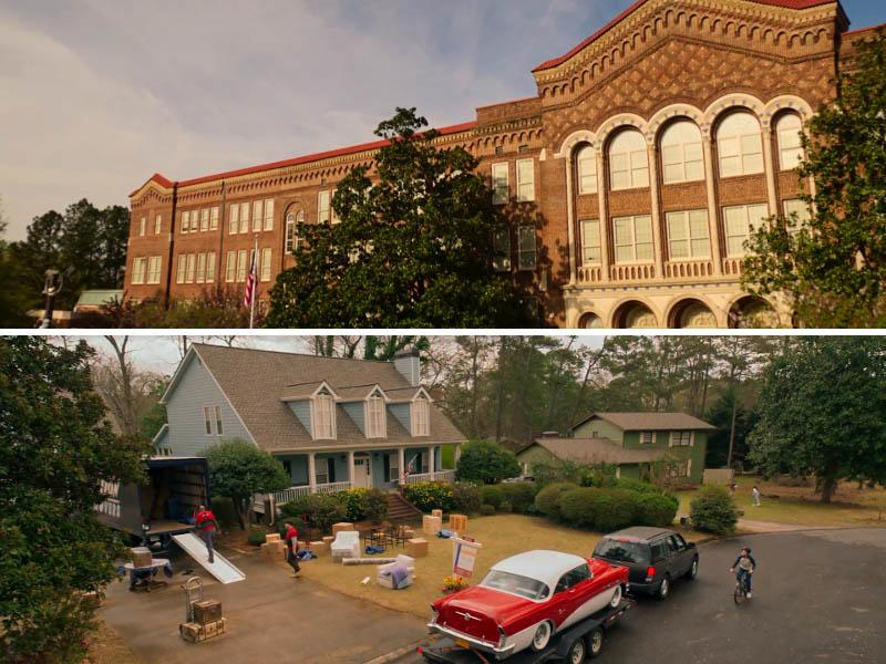 House and High School