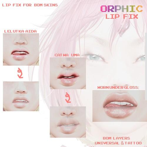 BOM Lip Fix GG