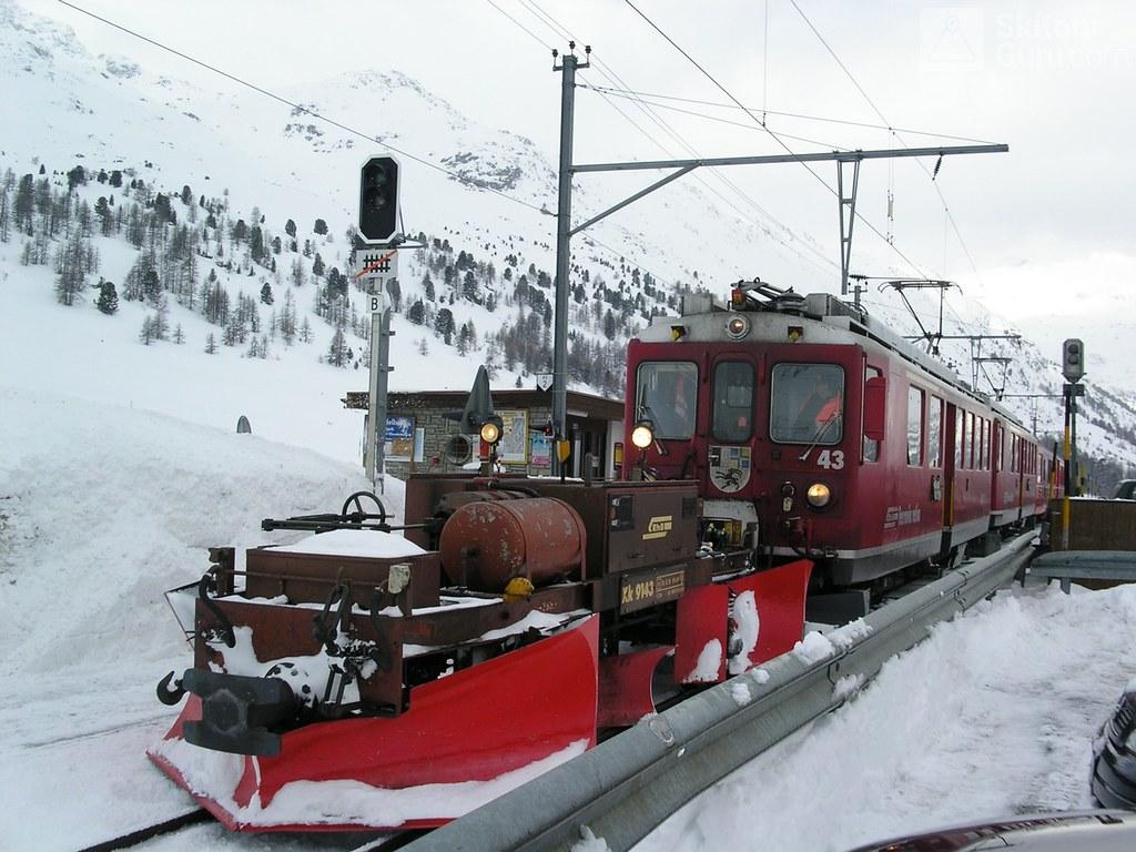 Diavolezza Berghaus Bernina Switzerland photo 12