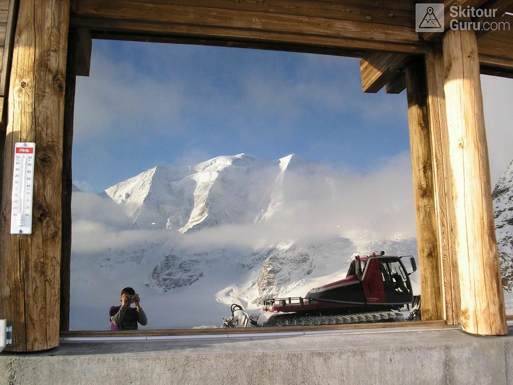 Diavolezza Berghaus Bernina Switzerland photo 14
