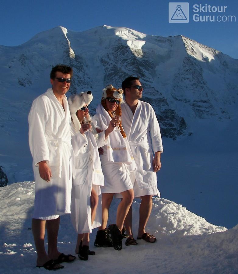 Diavolezza Berghaus Bernina Switzerland photo 02