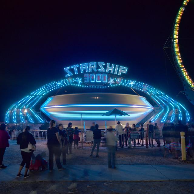 starship 3000 (blue). holtville, ca. 2018.