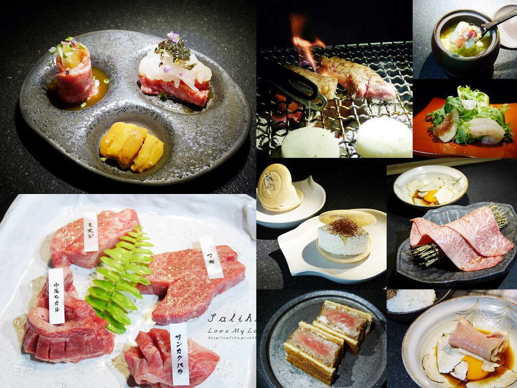 牛若丸和牛燒肉割烹台北店信義區約會餐廳無菜單料理日本料理燒烤 (4)
