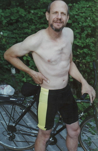 Can the naked bike ride adapt to a COVID-19 shutdown, go online world? As I looked in 1994 in spandex. | by theslowlane