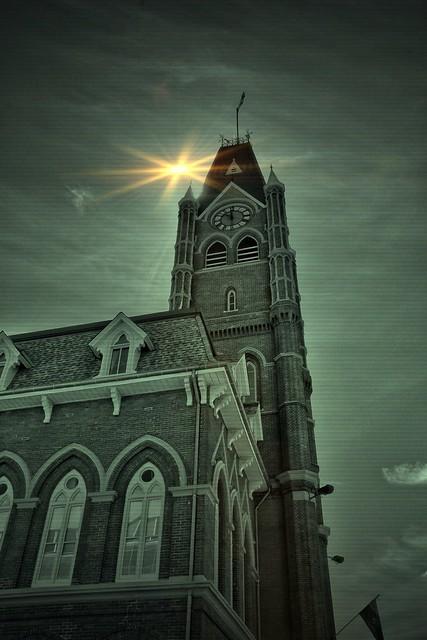 Belleville Ontario ~ Canada ~ City Hall ~ Heritage
