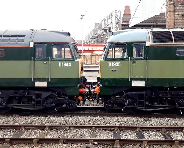 D1944 D1935 Crewe