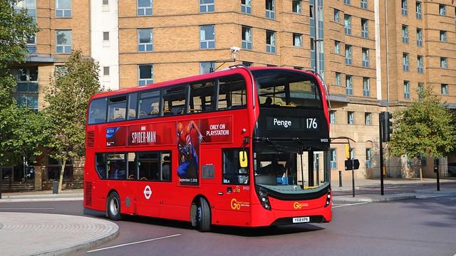 Go Ahead London Central - EH222 - YX18KPN